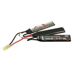 Batterie LiPo 11,1v Triple 1300 mAh (ASG 17207)
