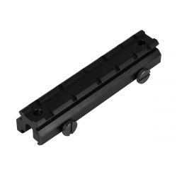 Rail Rehausseur 6 Slots Metal (Cyma)
