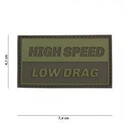 Patch 3D PVC High Speed OD (101 Inc)