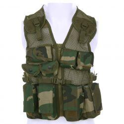 Child Woodland Tactical Jacket (101 INC)
