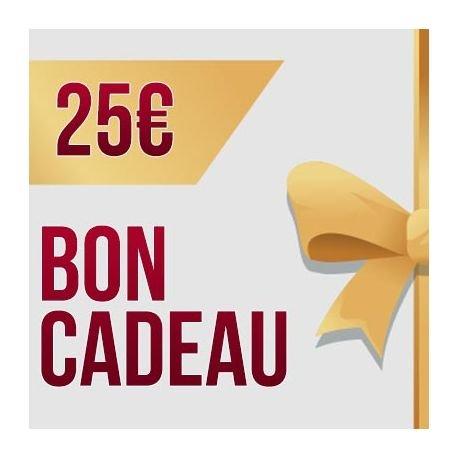 Bon Cadeau 25€ AC-KDO25 Les Sélections de Noel