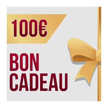 Bon Cadeau 100€ AC-KDO100 Les Sélections de Noel