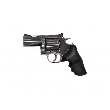 "replique-Revolver Dan Wesson 715 2.5"" Steel Grey (ASG 18613) -airsoft-AS-RE18613"