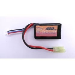 Batterie LiPo 7,4v PEQ 400 mAh (VB Power)