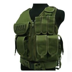 Tactical Jacket Recon OD (S & T 44104)