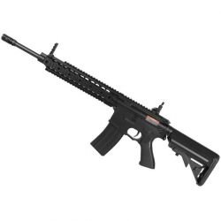 "replique-Cyma M4 UX Modulable 11"" Noir -airsoft-RE-CMCM512"