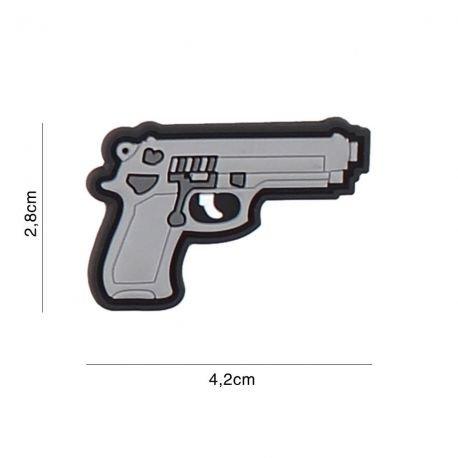 Patch 3D PVC 9MM