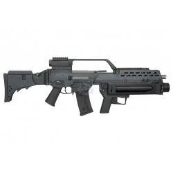 G36KV w/ Lance Grenade Blowback Noir (S&T)