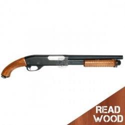 Fusil Pompe M870 Saw Bois & Metal (S&T)