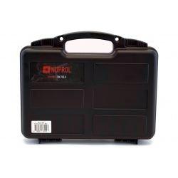 Nuprol Malette PnP Pistolet 31x25x8cm Noire AC-NUMAL745 Malette Airsoft