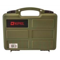 Nuprol Malette PnP Pistolet 31x25x8cm Noire