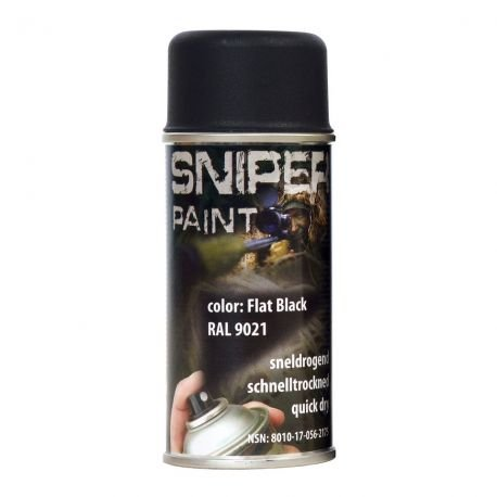 Spray / Bombe Peinture Sniper 150ml (Fosco)
