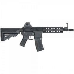 "Ares Amoeba M4 CQB-R 7 ""Black Combat Gear"