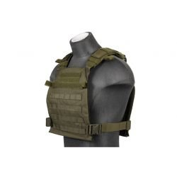 Veste Plate Carrier JPC Léger Molle OD (Lancer Tactical)