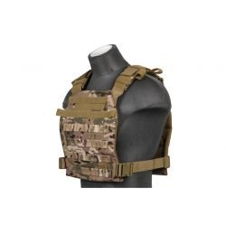 Veste Plate Carrier JPC Léger Molle Multicam (Lancer Tactical)