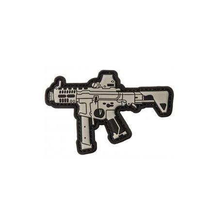 Patch 3D PVC Magnum AWP Mauser SR Tactical AI AW-50