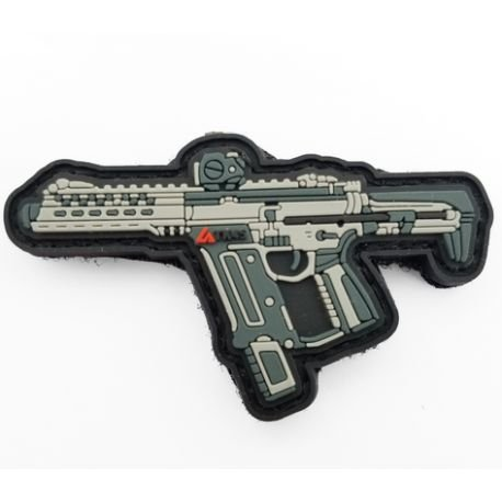 Patch 3D PVC KWA T45.C