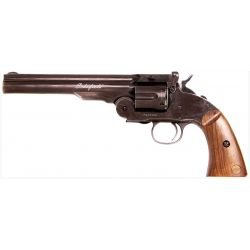 "Revolver Schofield 6"" Noir Veillie (ASG 19303)"