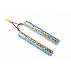 Batteria NiMh 9,6 v doppia 2200 mAh (EinrichPower)