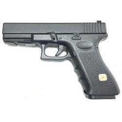 HFC G17 Culasse métal Noir (HFC 185)