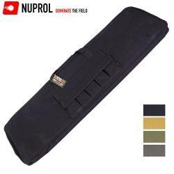 """Bolso nuprol 42 """"negro (107cm)"""