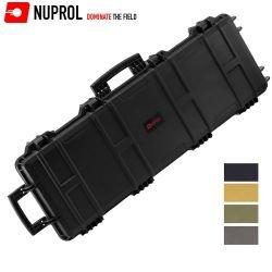 Nuprol verstärkte Malette wasserdicht 103x33x15cm schwarz
