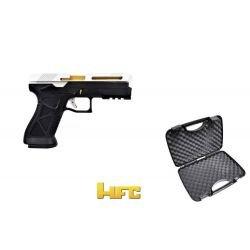 HFCAG-17 Custom EditionBi-Ton Noir / Argent (HG 182S)