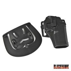 BlackHawk Holster de ceinture CQC 1911 level 2 (OTH062)