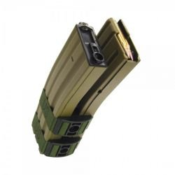 AmmoBox M4 Desert w/ Sound Control (A&K)