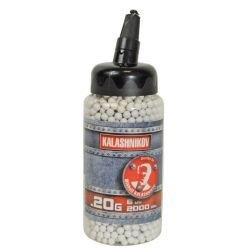 Flasche 0,20 g von 2000 Bällen (Kalashnikov 123401)