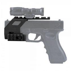 Kit Rail Tactique Glock Noir (WS)