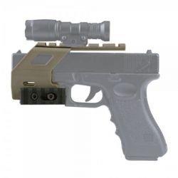 Kit Rail Tactique Glock Desert (WS)