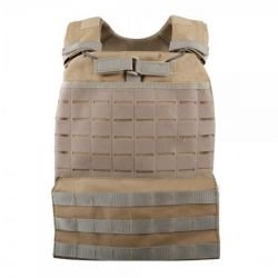 Veste Plate Carrier Tactique Desert (WS)