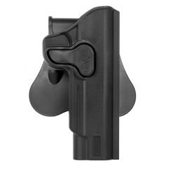 Holster CQC 1911 Droitier Noir (Amomax / Cytac)