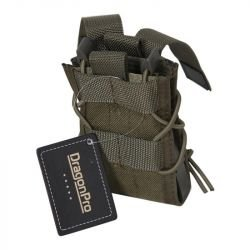 Cargador de bolsillo TACO M4 OD (Emerson)