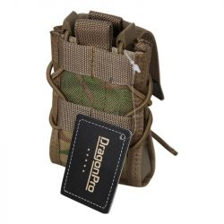 Tasca caricabatterie TACO M4 Multicam (Emerson)