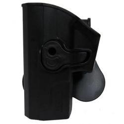 Holster CQC SP2022 Gaucher Noir (Amomax / Cytac)