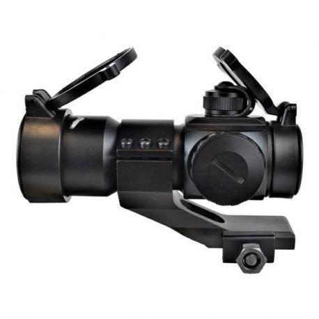 Point Rouge & Vert M2 S-Type 30mm Noir (JS)