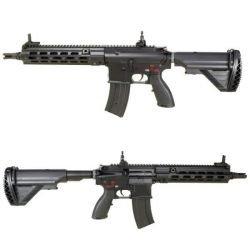 HK416 Geissele SMR Full Metal Noir (Arrow Dynamic)
