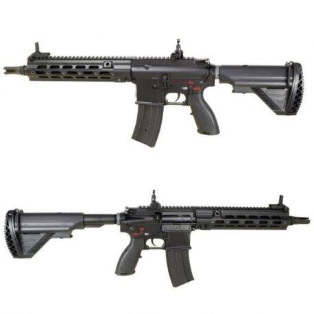 HK416 Geissele SMR Full Metal Noir (Arrow Dynamics)
