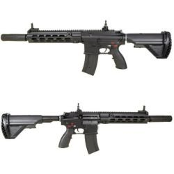 HK416 SMR Full Metal w/ Silencieux (E&C)