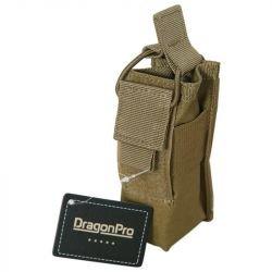 Poche Chargeur TACO MP5 / MP7 Desert (DragonPro)
