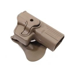 Holster CQC P226 Droitier Desert (Amomax / Cytac)
