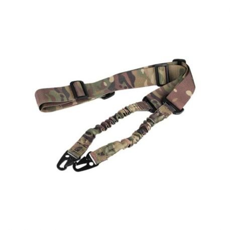 Sangle 2 Points Bungee Multicam (Dragon Pro)