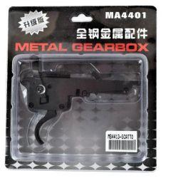 Bloc Gachette MB44xx Metal Renforcé (Well)