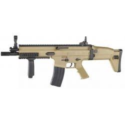 FN Scar-L Ressort Desert (Cybergun)
