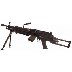 replique-M249 Para Fibre (Swiss Arms / S&T) -airsoft-RE-CB200814