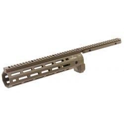Amoeba Striker Garde-Main M-Lock Alu Désert (Ares)