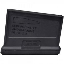 Amoeba Striker Chargeur Court 45 Billes Noir (Ares)