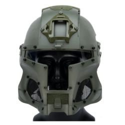 Casque Iron Warrior OD (S&T)